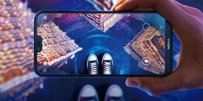 Nokia 6.1 Plus India launch