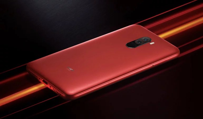Xiaomi Poco F1 specifications and features