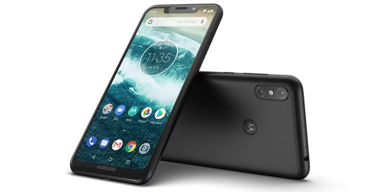 Motorola One Power launched in India - Android One