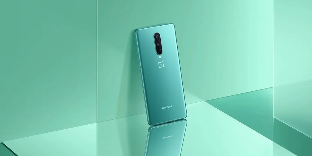 OnePlus 8 smartphone specifications and features