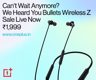 OnePlus Bullets Wireless Z - Charge for 10 minutes, enjoy for 10 hours
