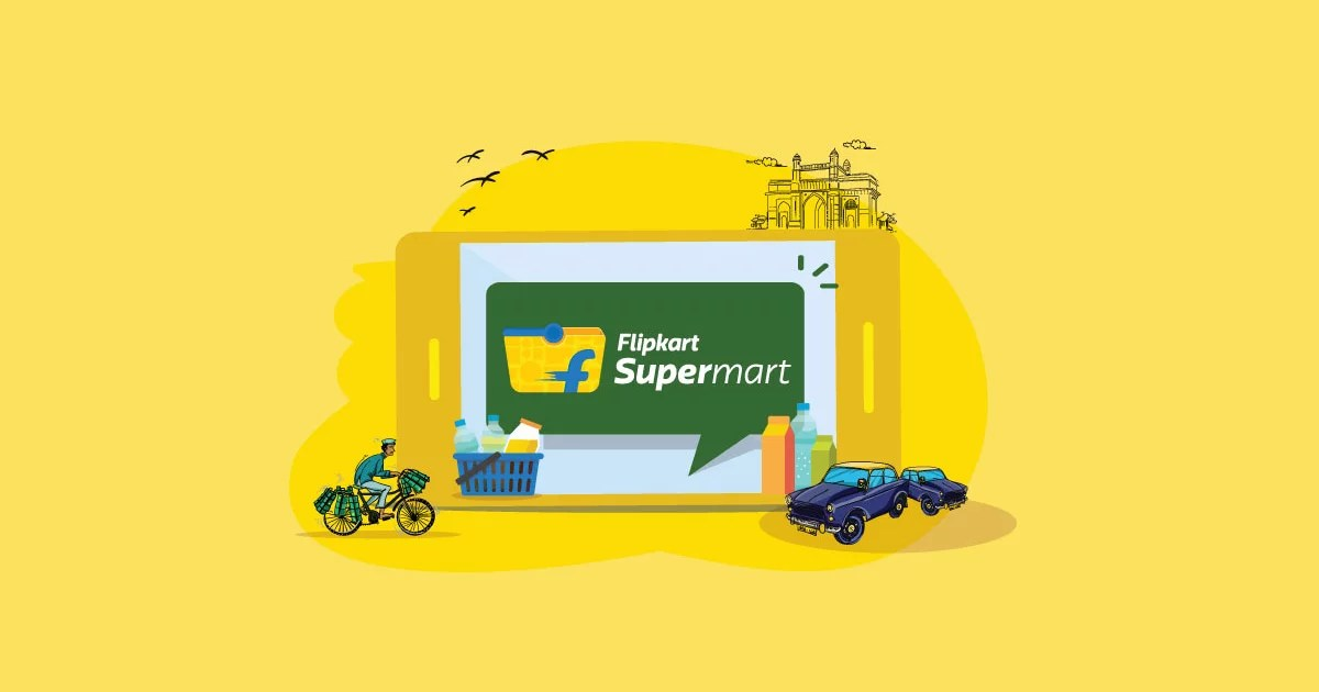 Voice assistant for grocery on Flipkart Supermart