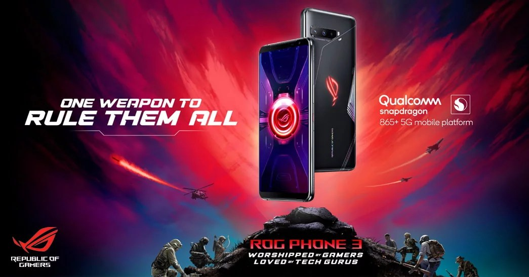 Asus ROG Phone 3 - features, specifications and pricing in India