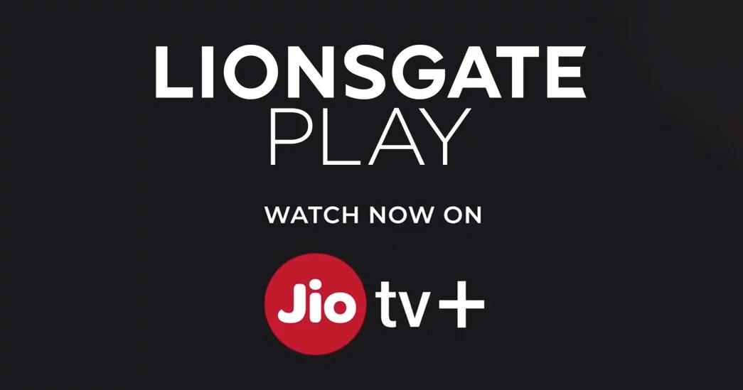 Lionsgate Play premium access on JioTV+ for JiFiber customers