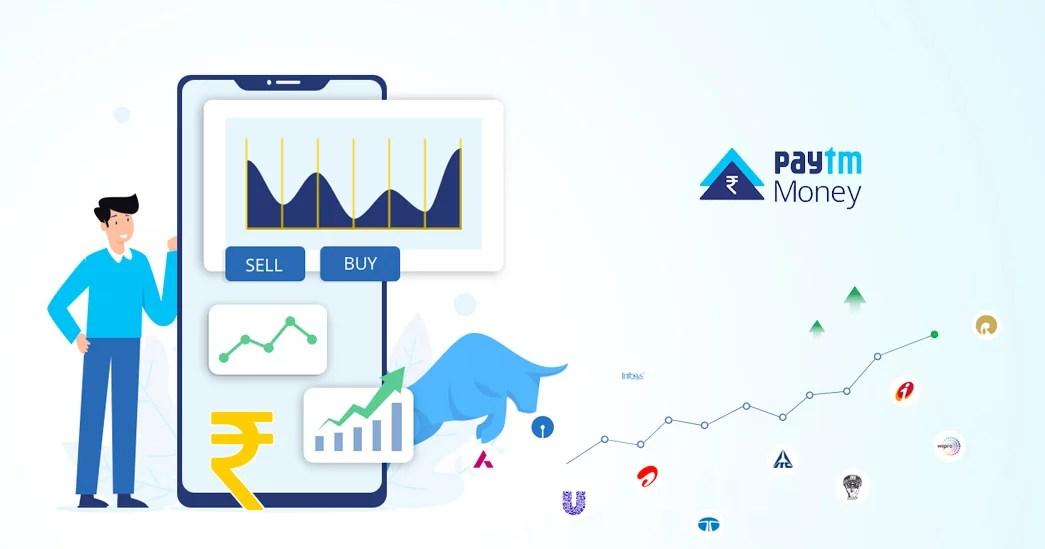 Paytm Money stocks Investing and Trading Platform