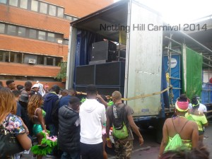 Notting-Hill-Carnival-2014-Float-RCF-Sound-System-5