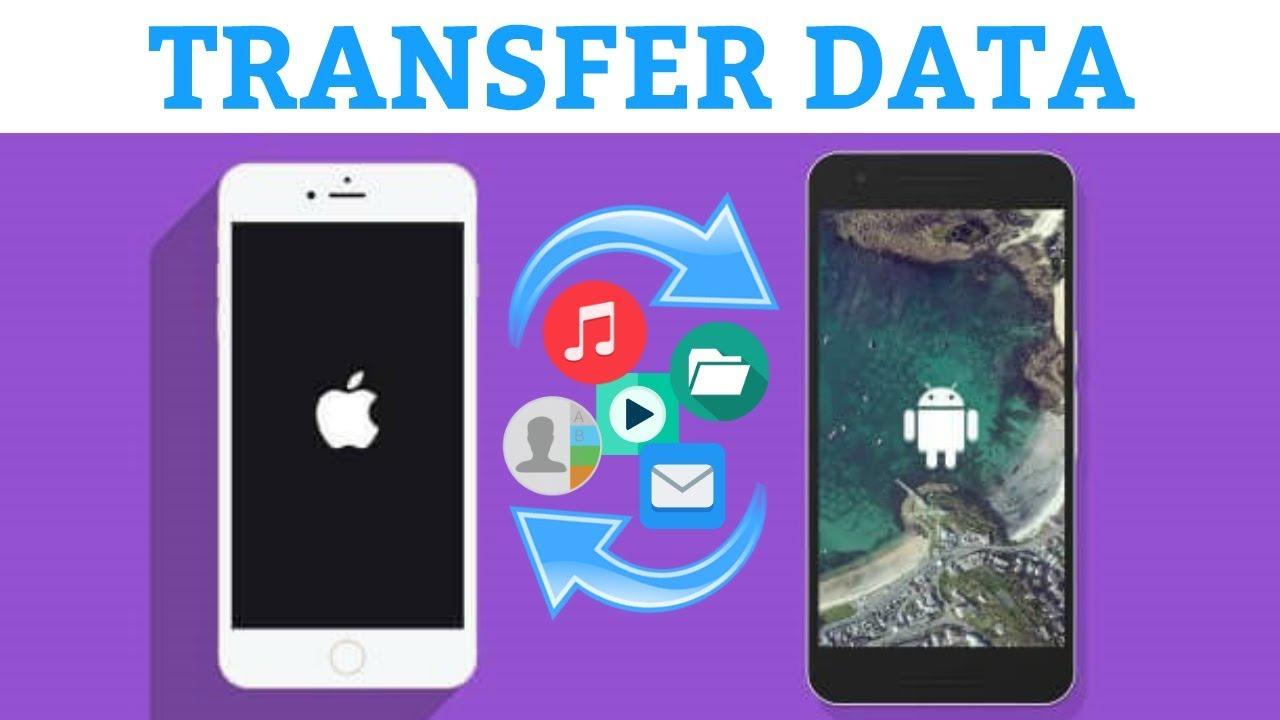 mobiletrans how to transfer