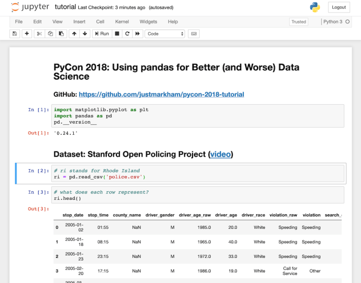 Six easy ways to run your Jupyter Notebook in the cloud – R-Craft