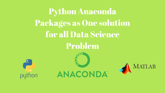 Python Anaconda Packages FEATURED IMAGE