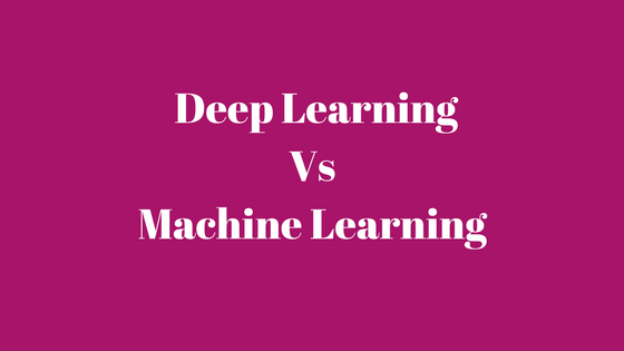 Difference between Deep Learning and Machine Learning featured image