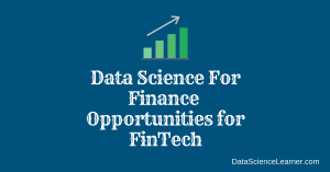 Data Science For Finance