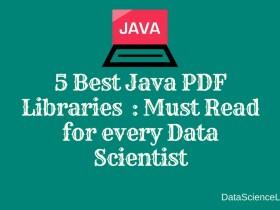 Java PDF Libraries