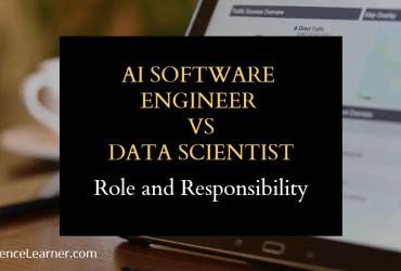 AI Software Engineer vs Data Scientist