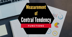 Measurement of Central Tendency featured image