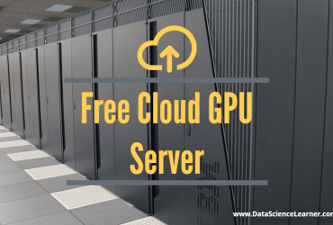 Free Cloud GPU Server