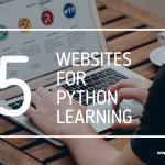 WEBSITES FOR PYTHON LEARNING