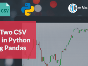 Join Two CSV Files in Python Using Pandas
