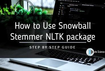 Snowball Stemmer NLTK featured image