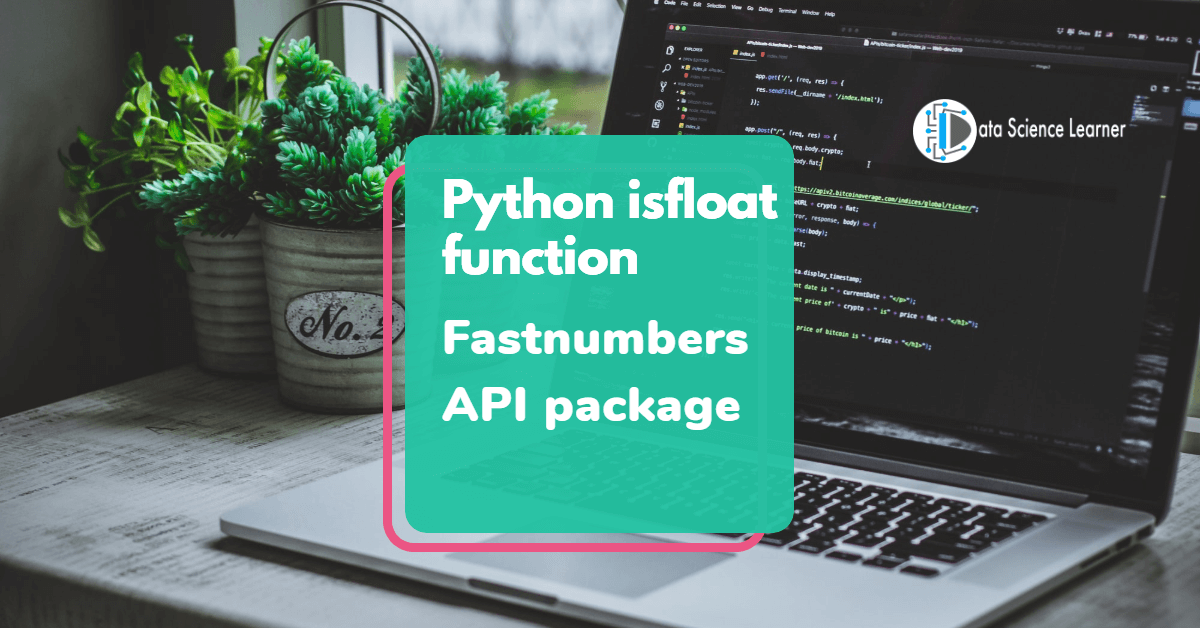 Python isfloat function featured image