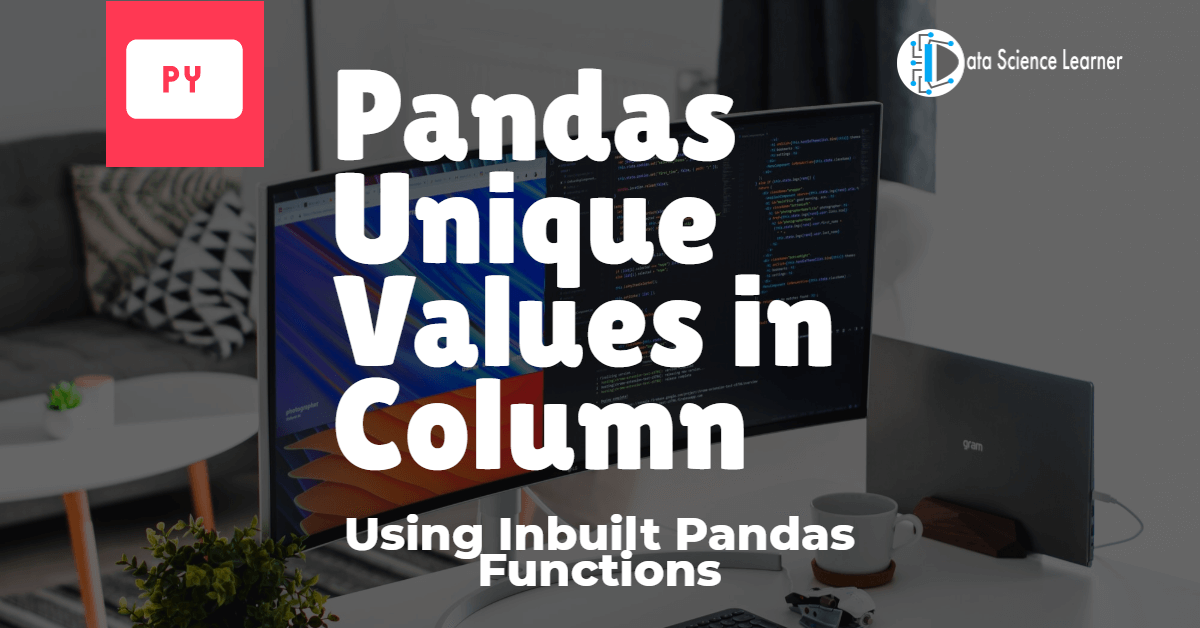 Pandas Unique Values in Column