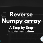 Reverse Numpy array featured image