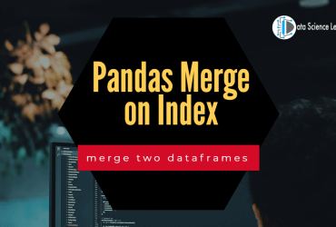 Pandas Merge on Index