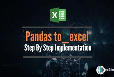 Pandas to_excel