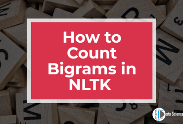 How to Count Bigrams in NLTK