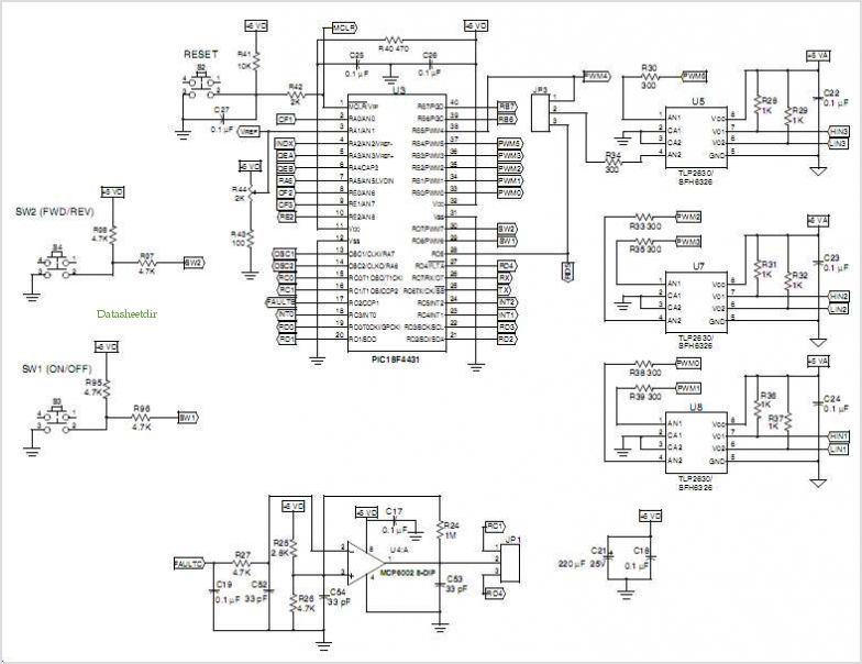 ☑ 3 Phase Induction Motor Simple Vector Control