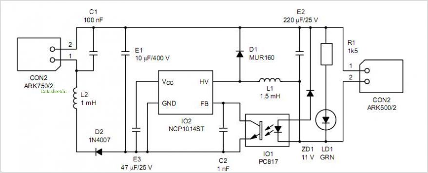Isolated Dc Dc Converter