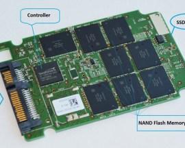 SSD kontroler