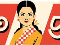 Google Doodle Celebrates Actress Rosy Afsari's 73rd Birth Anniversary