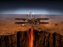 What's Beneath Mars' Surface Is Shows By NASA's InSight Lander