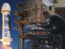 For future moon missions, NASA trial-fires its SLS megarocket accelerative