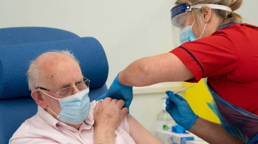 Covid-19 Vaccinations Significantly Protect The Elderly Against Hospitalization