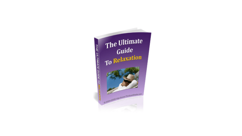 TMJ No More guide Bonuses-Guide To Relaxation