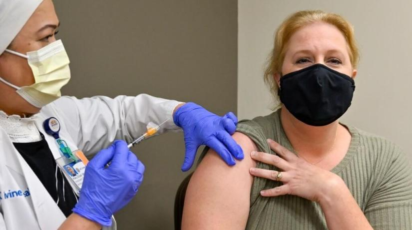 Already Vaccinated Against Covid-19? Experts Say You're Protected, Even Without A Booster Shot