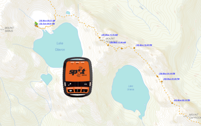 Spot Gen 3 – Review of GPS tracking device