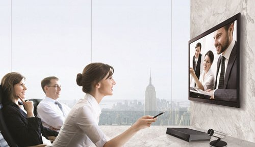 VIDEO CONFERENCE SYSTEM DUBAI 500x289 VIDEO CONFERENCE SYSTEM DUBAI