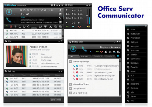 Samsung Office Serv Communicator Dubai