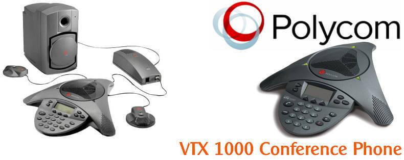 POLYCOM VTX1000 CONFERENCE PHONE DUBAI Polycom VTX1000 Dubai