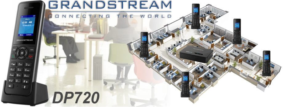 Grandstream DP720 Dect Phone Grandstream DP720 Dect Phone