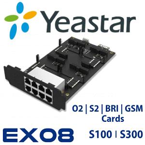 Yeastar-EX08-Card