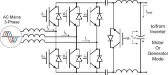 Motor efficiency depends upon power factor correction, too