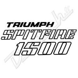 Pieces Occasion Triumph Spitfire