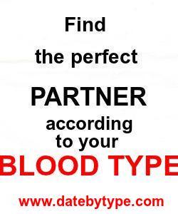dating blood type b