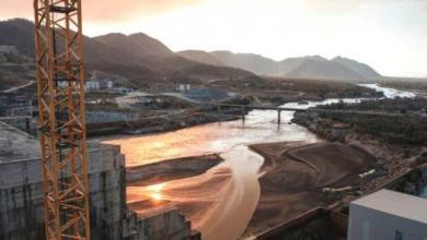 "Photo of Nile Dam: Ethiopia calls US view ""totally unacceptable"""
