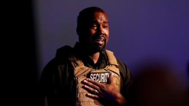 Photo of US election: Kanye West launches unconventional bid for presidency