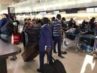 Many stranded Nigerians have returned home