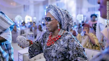 Nigerian grandmother in Beyonce video